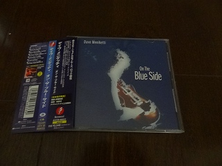 Dave Meniketti『ON THE BLUE SIDE』.jpg